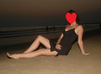 sexy Jass at the beach
