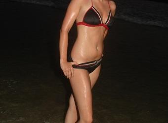 sexy Jass at the beach2
