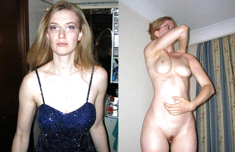 Before and after clothes sex