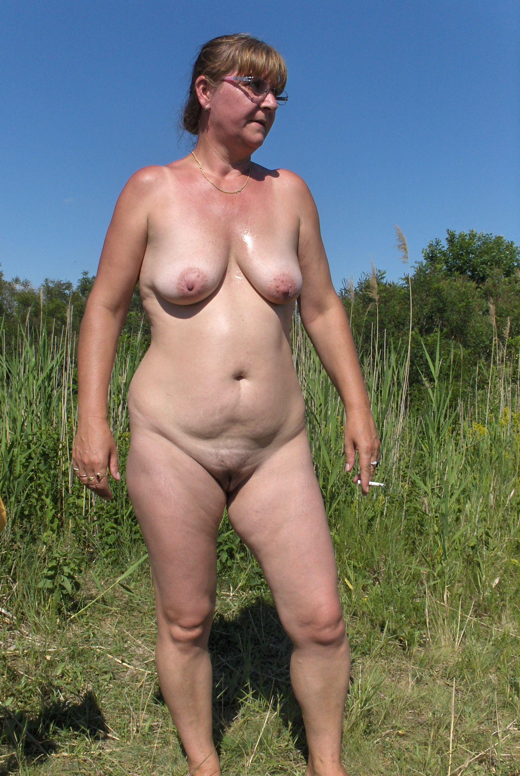 Essence. Naked granny outside pics