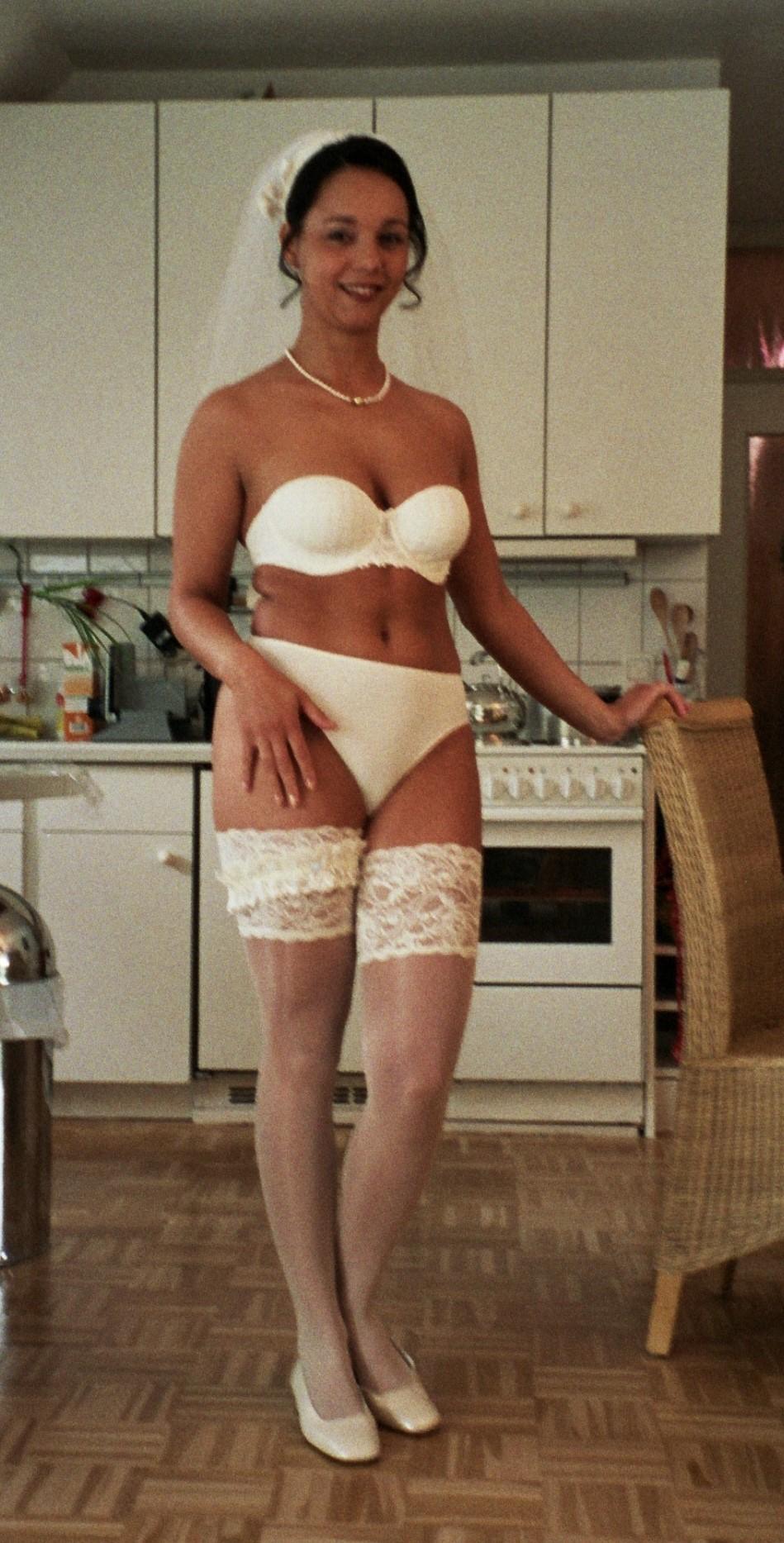 Birgit Busty Naked