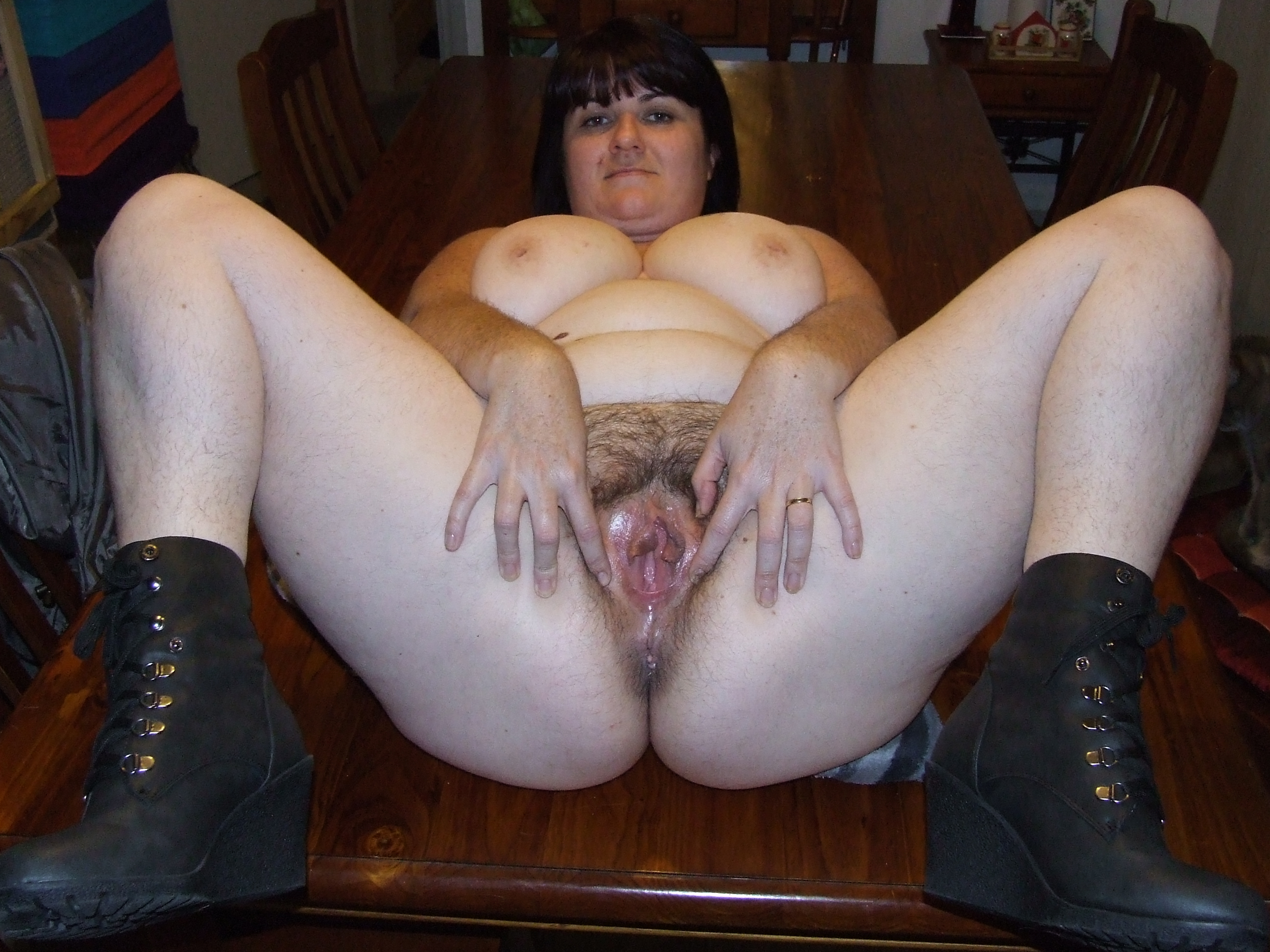 Mature french pussy