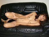 Korean gf at home 1