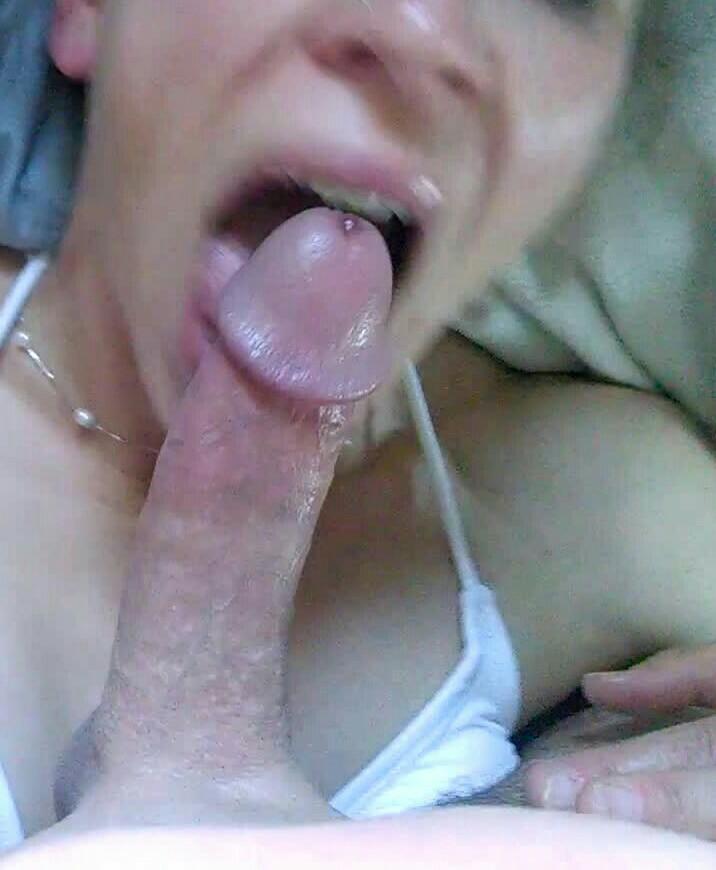 She has cum fetish