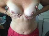 Nice tits on my wife