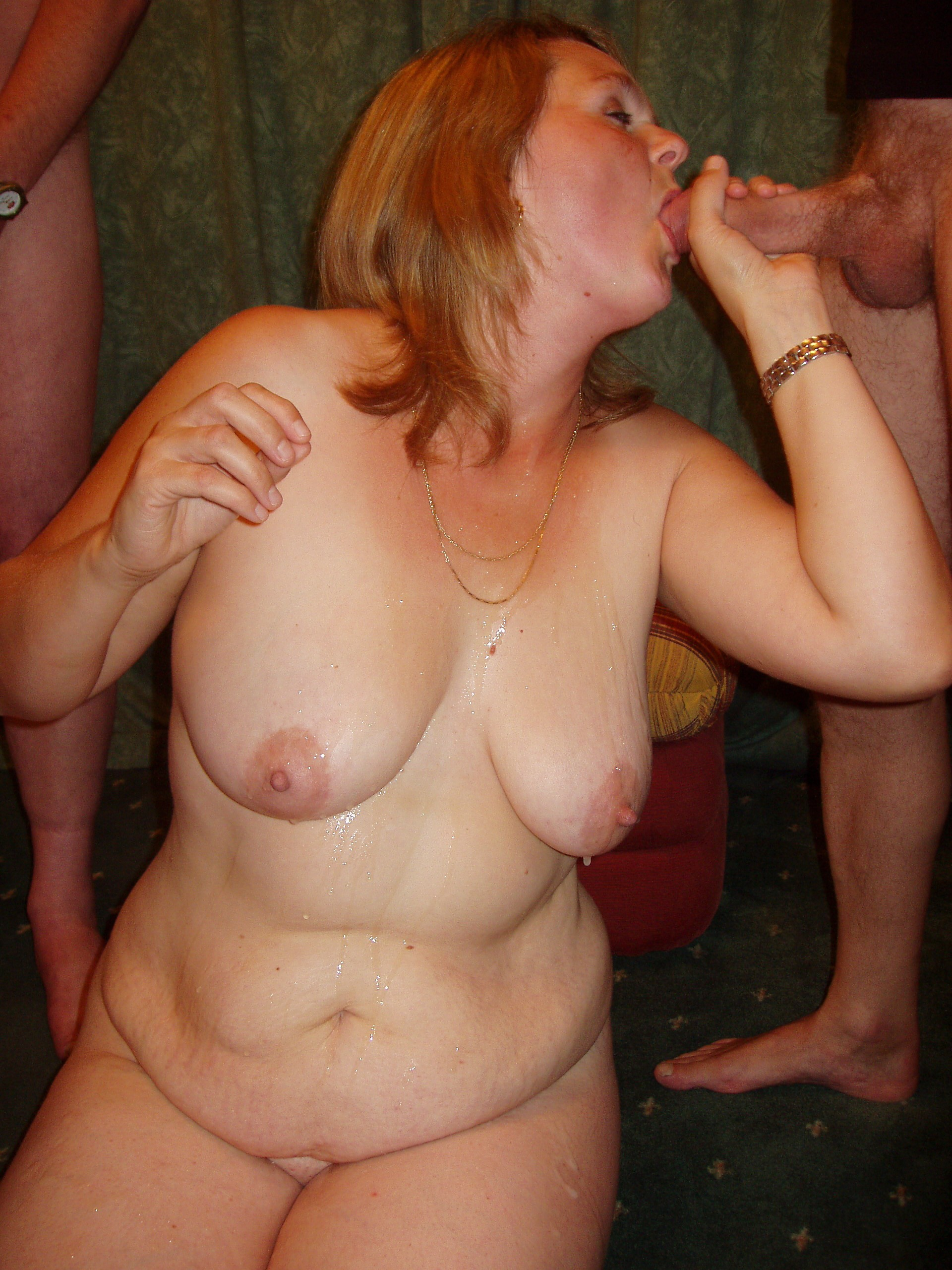 facial Chubby amateur wife