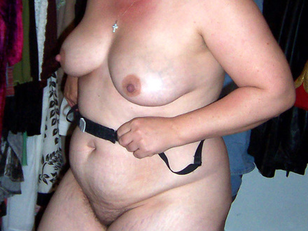 Chubby UK MILF