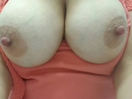 My Friend's DDD tits.