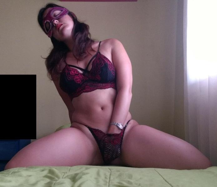 Horny Slut Natasha Nice Takes Off Lace Panties Bra For Sol Homemoviestube 1